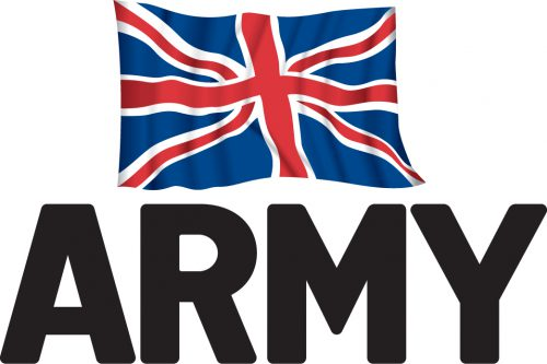 Army logo new 2017/18