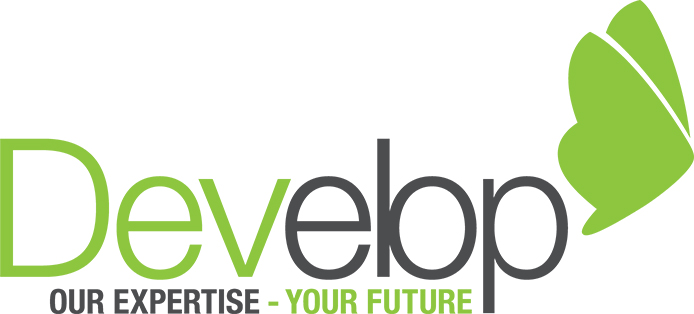 Develop Strap logo