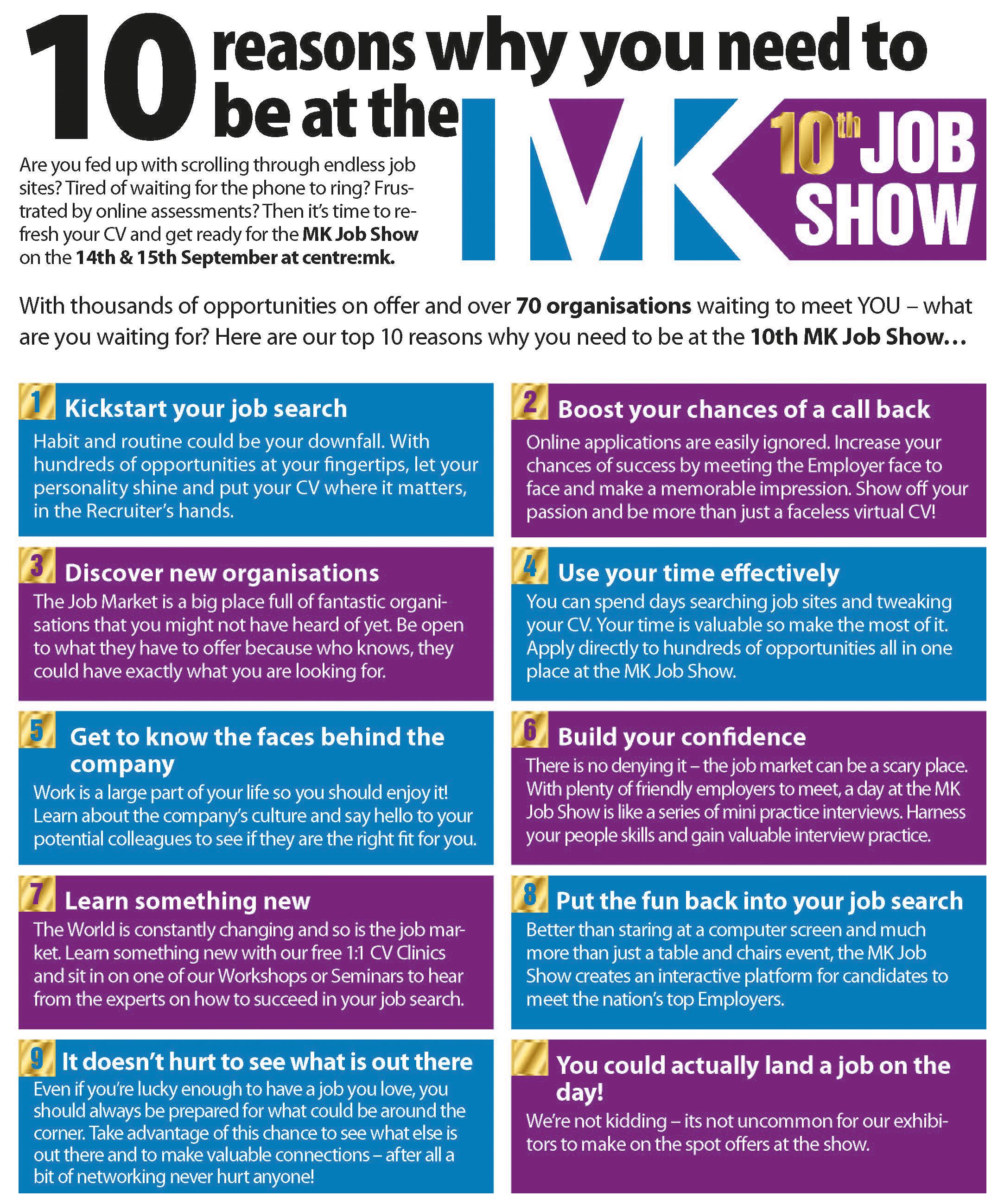 10-Reasons-To-Attend-10th-MK-Job-Show-PDF-MK-JS-SEPT-18 - MK Job Show