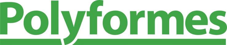 Polyforms logo.