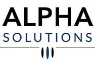 Alpha Solutions logo