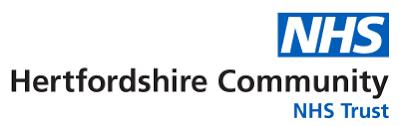 Herts Community Trust NHS Logo